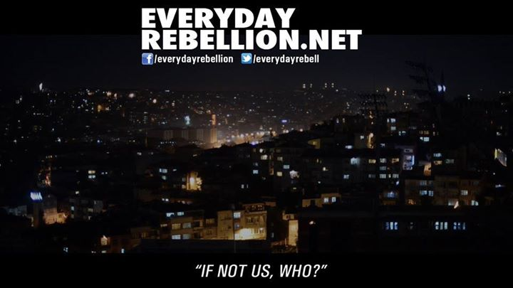 everyday rebellion – if not us, who?